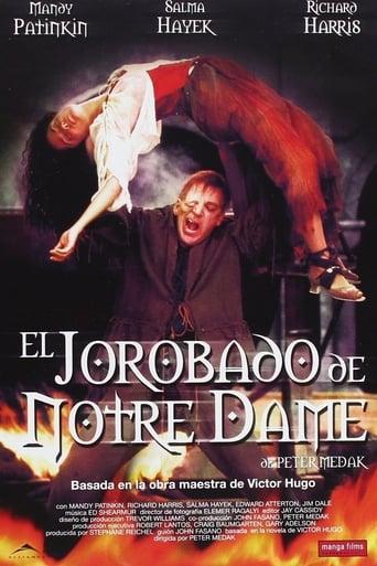 Poster of El jorobado de Notre Dame