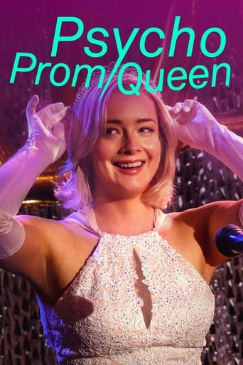 Poster of Psycho Prom Queen