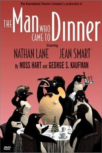 The Man Who Came to Dinner poster