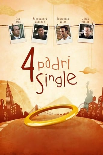 Poster of Four Single Fathers
