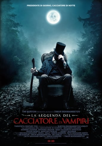 Poster of La leggenda del cacciatore di vampiri