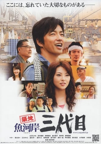 Poster of The Taste of Fish