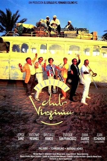 Poster of Orquesta Club Virginia