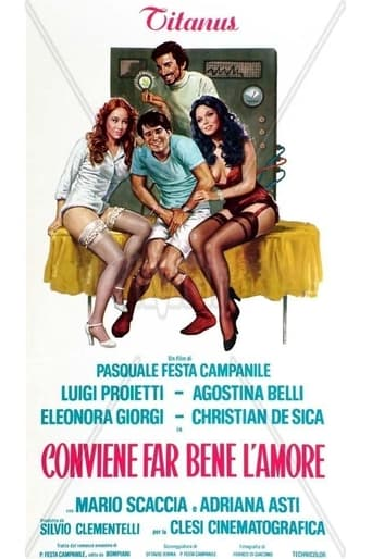 Poster of The Sex Machine