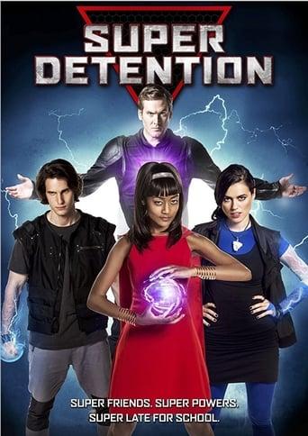 Poster of Super Detention