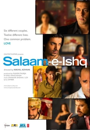 Poster of Salaam-e-Ishq