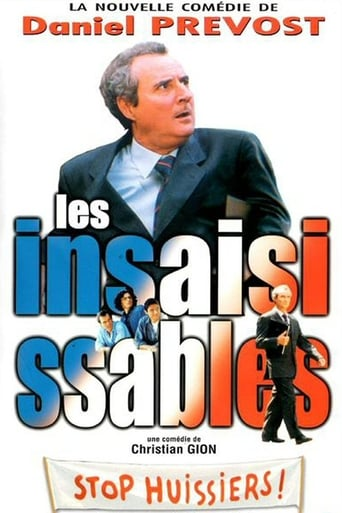 Poster of Les Insaisissables