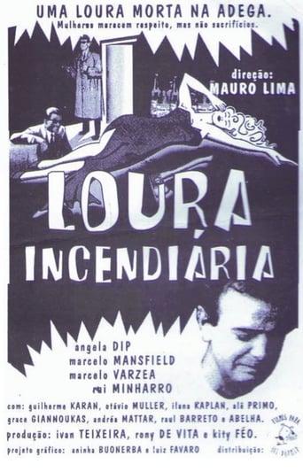 Poster of Loura Incendiária