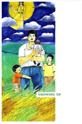 Poster of Growing Up