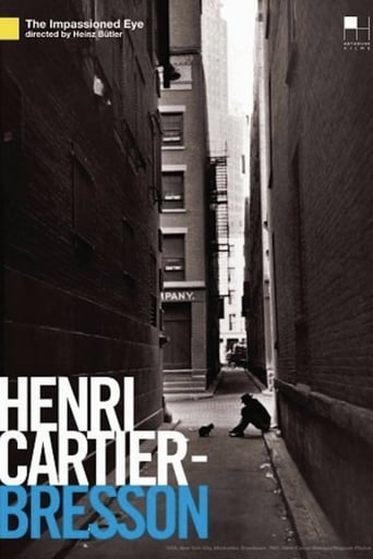 Poster of Henri Cartier-Bresson: The Impassioned Eye