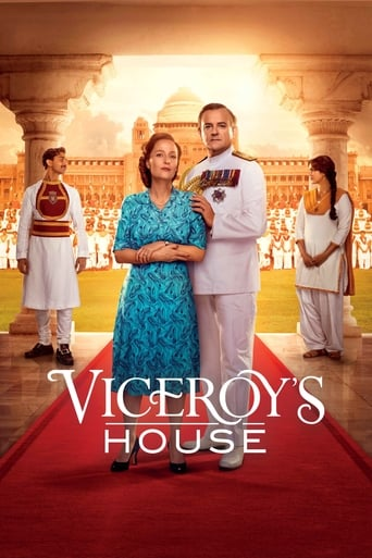 Poster of Viceroy's House