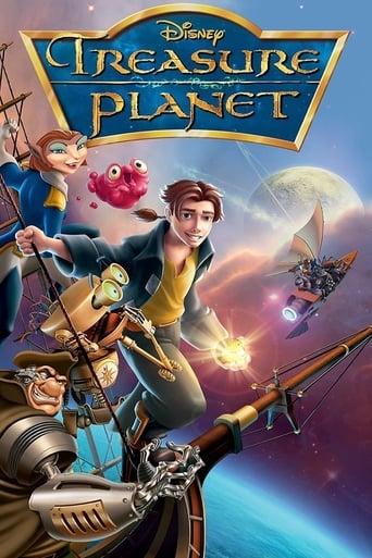 Poster of Treasure Planet