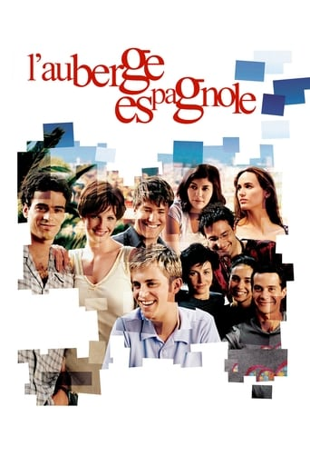 Poster of The Spanish Apartment