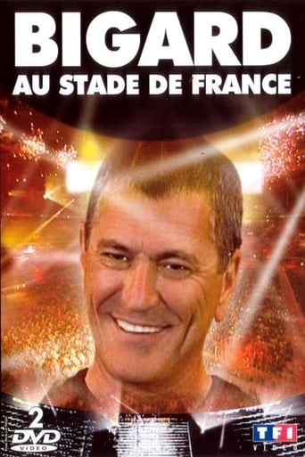 Bigard at the Stade de France