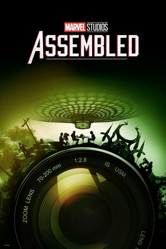 Poster of Marvel Studios: Assembled