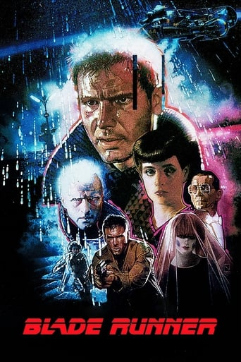 Poster of Blade Runner
