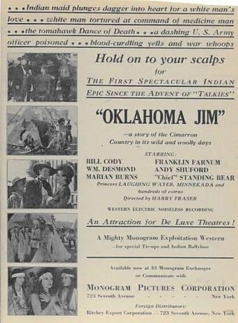 Poster of Oklahoma Jim