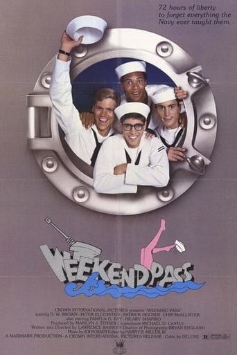Poster of Weekend Pass