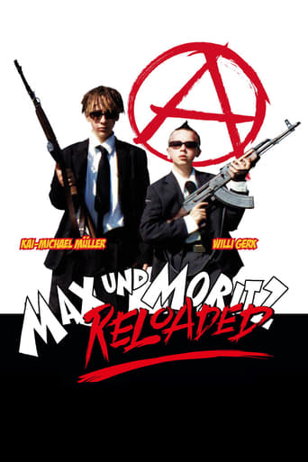 Poster of Max and Moritz Reloaded