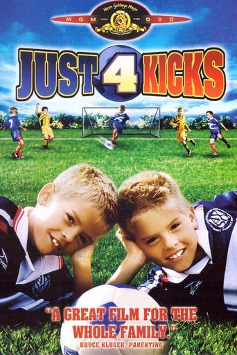 Poster of Just 4 Kicks