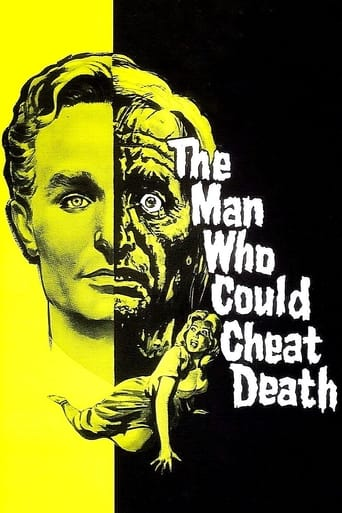 Poster of The Man Who Could Cheat Death