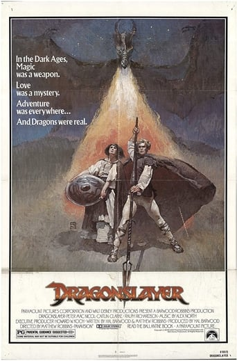 Poster of Dragonslayer