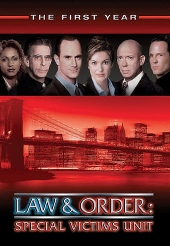 How old was Mariska Hargitay in season 1 of Law & Order: Special Victims Unit