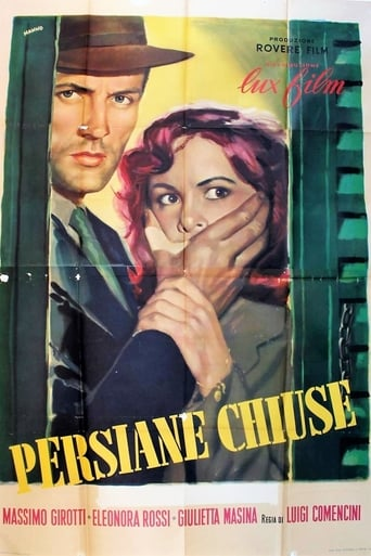 Poster of Behind Closed Shutters