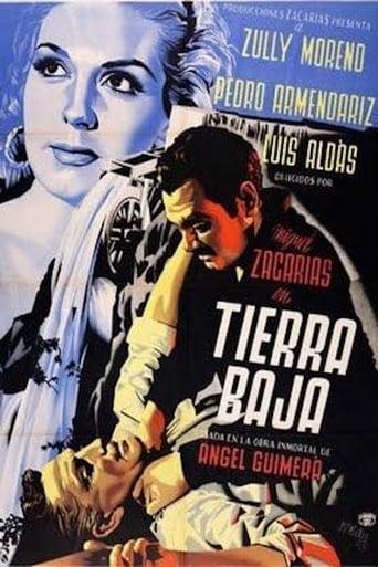 Poster of Tierra baja