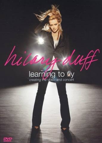 Poster of Hilary Duff: Learning to Fly