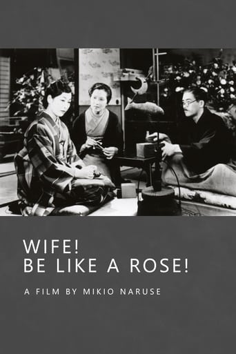 Poster of Wife! Be Like a Rose!