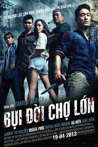 Poster of Cho Lon