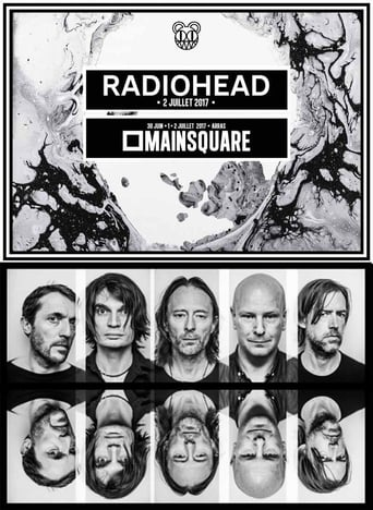Poster of Radiohead - Main Square 2017