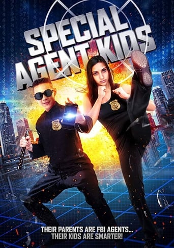 Poster of Special Agent Kids