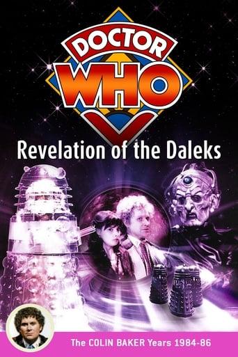 Poster of Doctor Who: Revelation of the Daleks