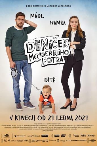 Poster of Deníček moderního fotra