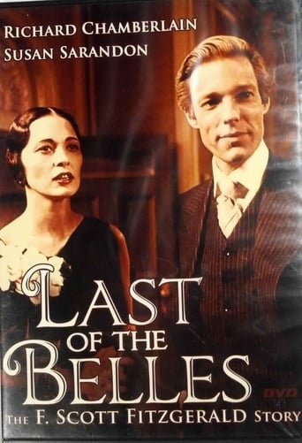 Poster of F. Scott Fitzgerald and 'The Last of the Belles'