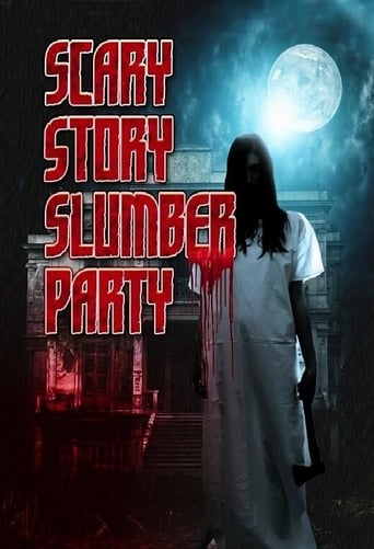 Poster of Scary Story Slumber Party