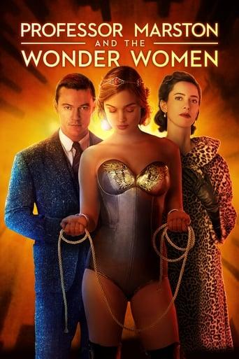 Filmplakat von Professor Marston & the Wonder Women