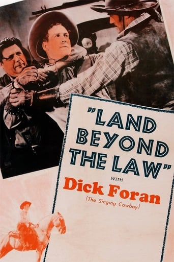 Poster of Land Beyond the Law