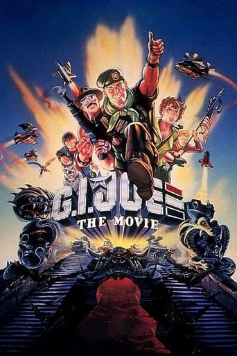 Poster of G.I. Joe: The Movie