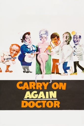Poster of Carry On Again Doctor
