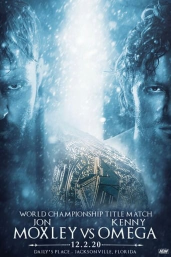 Poster of AEW Winter is Coming