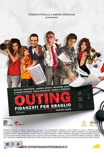 Poster of Outing - Engaged by Mistake