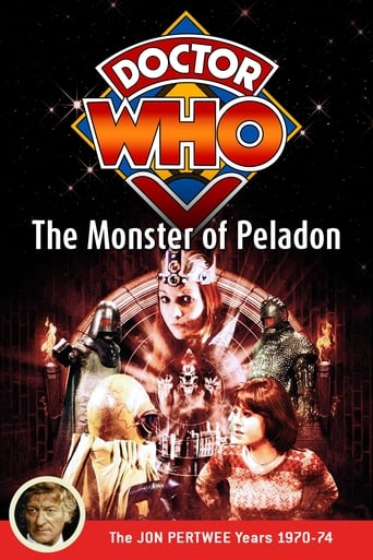 Poster of Doctor Who: The Monster of Peladon