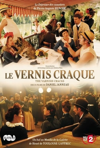 Poster of Le vernis craque