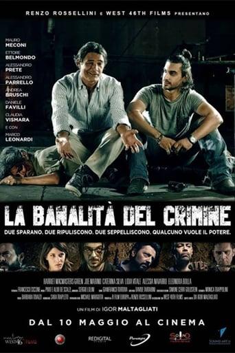 Poster of La banalità del crimine