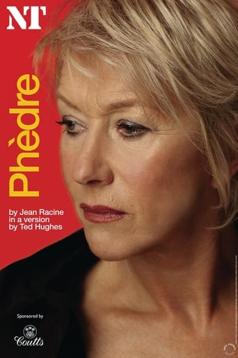 Poster of National Theatre Live: Phèdre