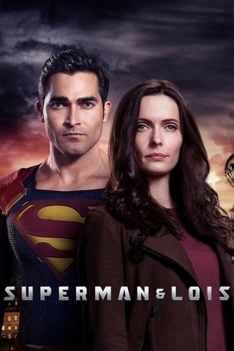 Poster of Superman and Lois