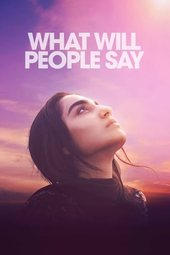 Poster of What Will People Say